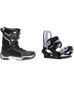 Morrow Slick Boots w/ Sapient Zeus Jr Bindings