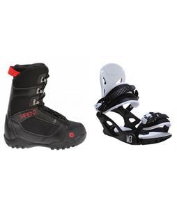 Sapient Prodigy Boots w/ M3 Helix 3 Bindings