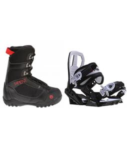 Sapient Prodigy Boots w/ Sapient Zeus Jr Bindings