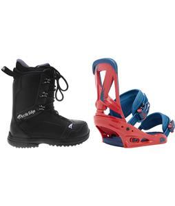 Arctic Edge 1080 Boots w/ Burton Custom Bindings