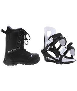 Arctic Edge 1080 Boots w/ Chamonix Savoy Bindings
