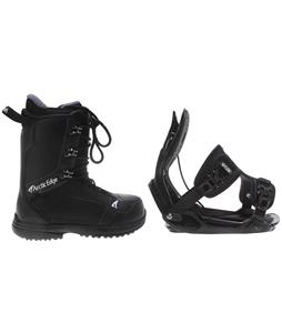 Arctic Edge 1080 Boots w/ Flow Alpha Bindings