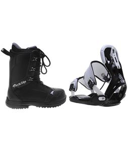 Arctic Edge 1080 Boots w/ Flow Five Bindings