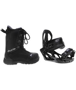 Arctic Edge 1080 Boots w/ K2 Sonic Bindings