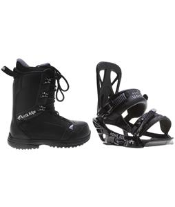Arctic Edge 1080 Boots w/ Rome United Bindings