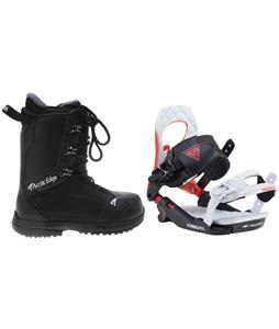 Arctic Edge 1080 Boots w/ Rossignol Cobra V2 Bindings