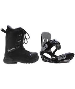 Arctic Edge 1080 Boots w/ Sapient Stash Bindings