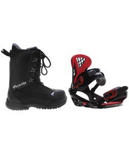 Arctic Edge 1080 Boots w/ Sapient Wisdom Bindings