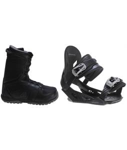 Avalanche Surge Boots w/ Avalanche Summit Bindings