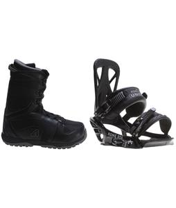 Avalanche Surge Boots w/ Rome United Bindings