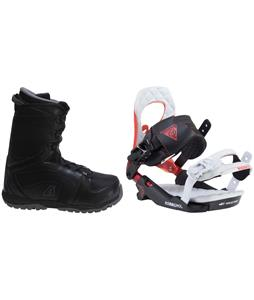 Avalanche Surge Boots w/ Rossignol Cobra V1 Bindings