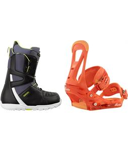 Burton Moto Boots w/ Burton Freestyle Bindings