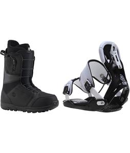 Burton Moto Boots w/ Flow Five Bindings