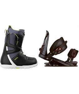 Burton Moto Boots w/ Rossignol Cobra V1 Bindings