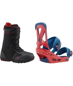 Burton Rampant Boots w/ Burton Custom Bindings