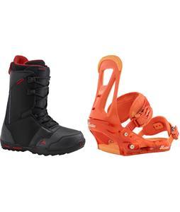 Burton Rampant Boots w/ Burton Freestyle Bindings