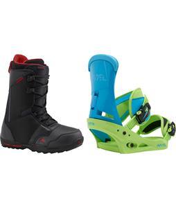 Burton Rampant Boots w/ Burton Infidel Bindings