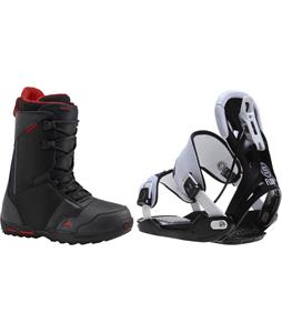 Burton Rampant Boots w/ Flow Five Bindings