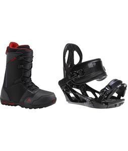 Burton Rampant Boots w/ K2 Sonic Bindings