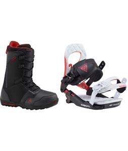 Burton Rampant Boots w/ Rossignol Cobra V2 Bindings
