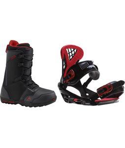 Burton Rampant Boots w/ Sapient Wisdom Bindings