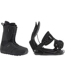 Burton Ruler Boots w/ Flow Alpha Bindings