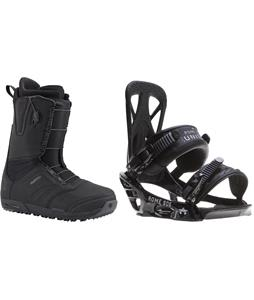 Burton Ruler Boots w/ Rome United Bindings