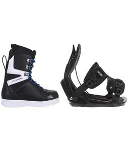 Chamonix Haute Boots w/ Flow Alpha Bindings