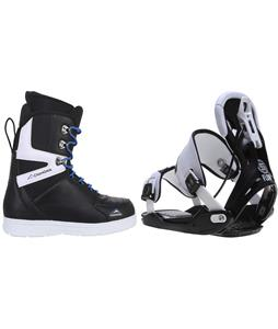 Chamonix Haute Boots w/ Flow Five Bindings