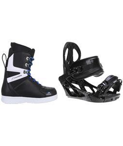 Chamonix Haute Boots w/ K2 Sonic Bindings