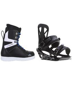 Chamonix Haute Boots w/ Rome United Bindings