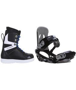 Chamonix Haute Boots w/ Sapient Stash Bindings