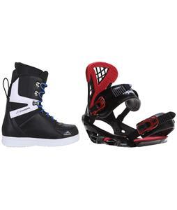Chamonix Haute Boots w/ Sapient Wisdom Bindings