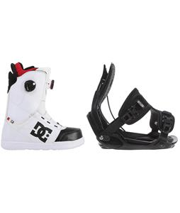 DC Control BOA Boots w/ Flow Alpha Bindings