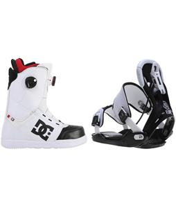 DC Control BOA Boots w/ Flow Five Bindings