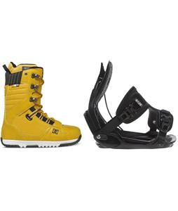 DC Mutiny Boots w/ Flow Alpha Bindings
