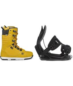DC Mutiny Boots w/ Flow Five Bindings