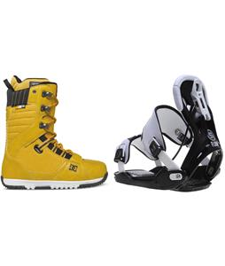 DC Mutiny Boots w/ Head NX One Bindings