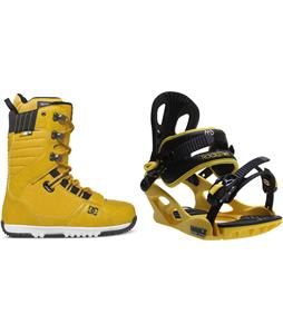 DC Mutiny Boots w/ Rome United Bindings