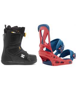 DC Scout BOA Boots w/ Burton Custom Bindings