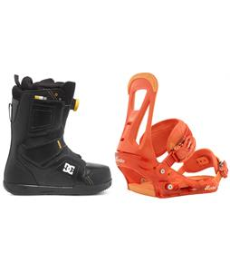 DC Scout BOA Boots w/ Burton Freestyle Bindings