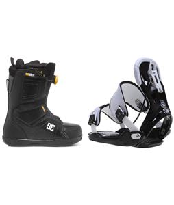 DC Scout BOA Boots w/ Flow Five Bindings