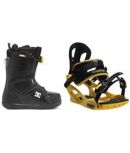 DC Scout BOA Boots w/ M3 Pivot Rockstar Bindings