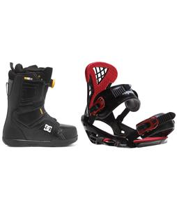 DC Scout BOA Boots w/ Sapient Wisdom Bindings