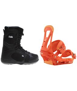 Head Scout Pro Boots w/ Burton Freestyle Bindings
