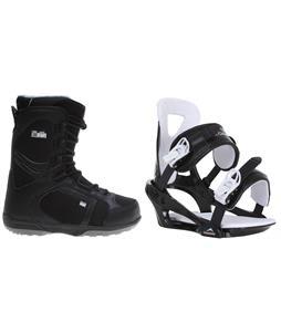 Head Scout Pro Boots w/ Chamonix Savoy Bindings