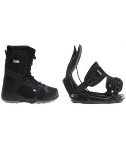 Head Scout Pro Boots w/ Flow Alpha Bindings