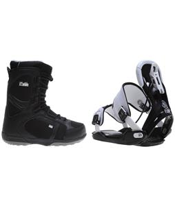Head Scout Pro Boots w/ Flow Five Bindings