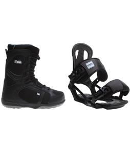 Head Scout Pro Boots w/ Head NX One Bindings