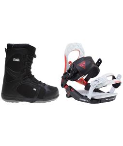 Head Scout Pro Boots w/ Rossignol Cobra V2 Bindings